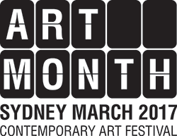 Art Month Sydney Logo